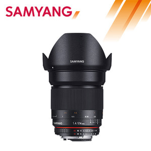 SAMYANG 24mm F1.4 ED AS IF UMC NIKON AE