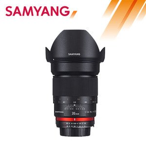 SAMYANG 35mm F1.4 AS UMC CANON AE