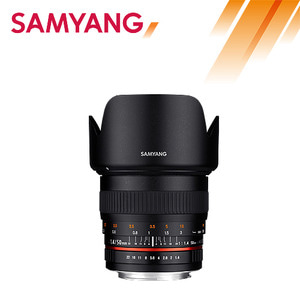 SAMYANG 50mm F1.4 AS IF UMC