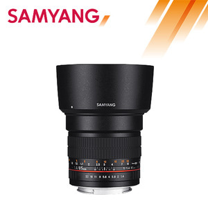 SAMYANG 85mm F1.4 AS IF UMC NIKON AE