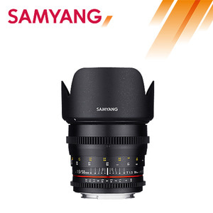 SAMYANG VDSLR 50mm T1.5 AS UMC
