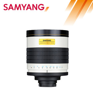 SAMYANG 800mm F8.0 DX MIRROR